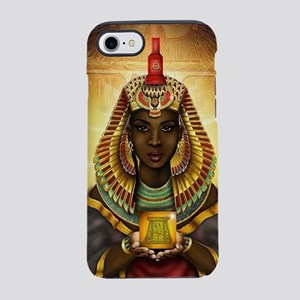 Egyptian Goddess Isis iPhone 7 Tough Case