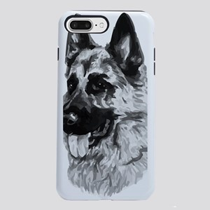 German Dog iPhone 7 Plus Tough Case