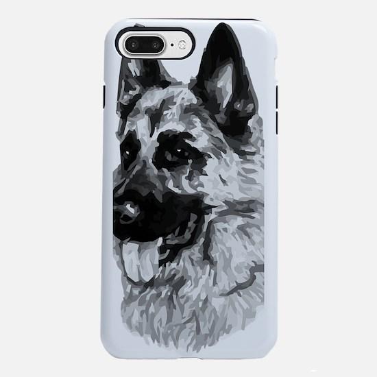 German Dog iPhone 7 Plus Tough Case