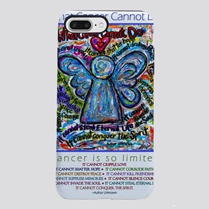 Colorful Cancer Angel Poe iPhone 7 Plus Tough Case