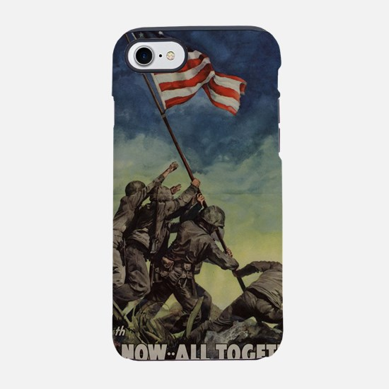 iwo jima iPhone 7 Tough Case