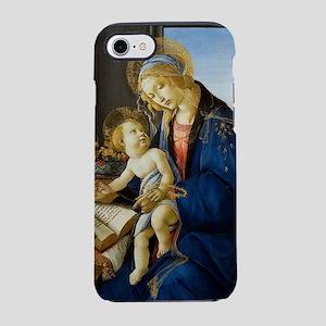 Sandro Botticelli - The Virgin iPhone 7 Tough Case