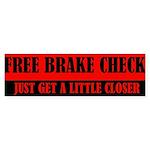 Bumper Sticker (10 pk)
