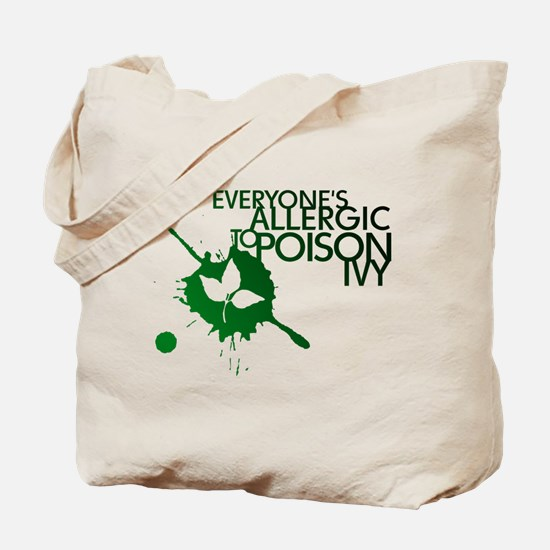 Poison Ivy II Tote Bag