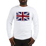 Union Jack Flag Long Sleeve T-Shirt
