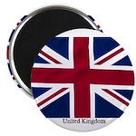 Union Jack Flag Magnet