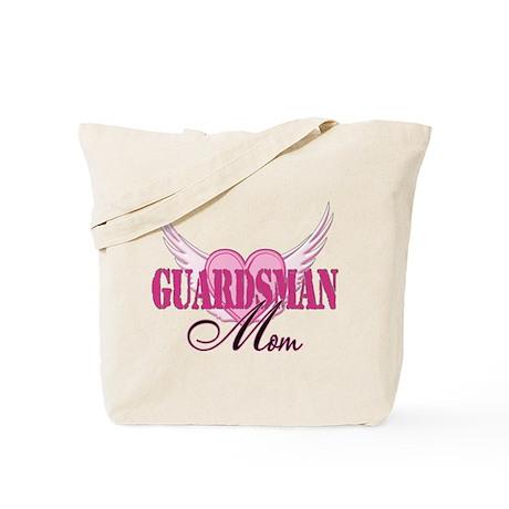 Guardsman Mom Wings Tote Bag