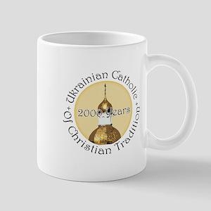 Ukrainian Catholic 2000 Years Mug