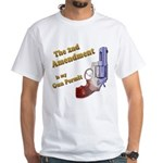 2nd Amendment Gun Permit White T-Shirt