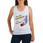 2nd Amendment Gun Permit Women's Tank Top
