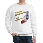 2nd Amendment Gun Permit Sweatshirt