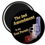 2nd Amendment Gun Permit 2.25