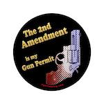 2nd Amendment Gun Permit 3.5