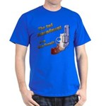 2nd Amendment Gun Permit Dark T-Shirt