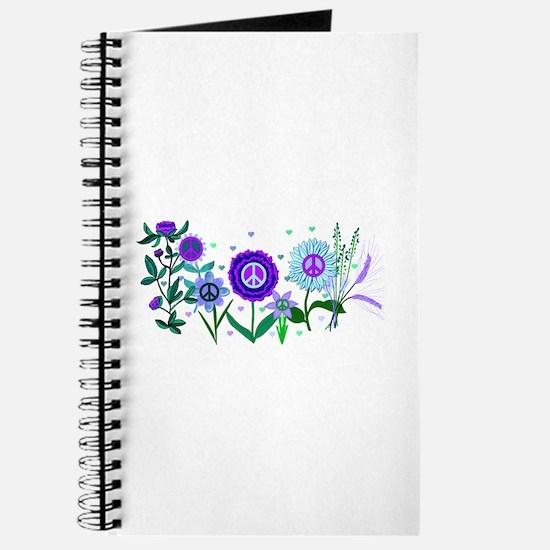 Growing Peace Journal