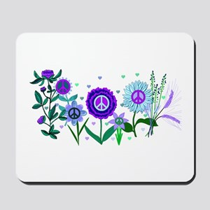 Growing Peace Mousepad