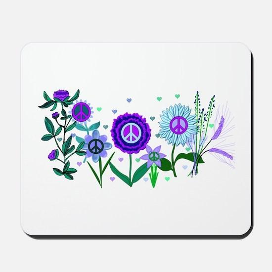 Growing Peace Mousepad
