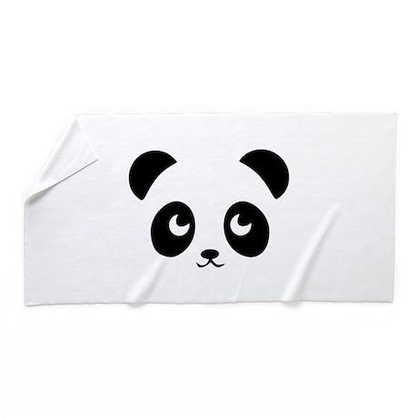 Perfect Cute Panda Beach Towel