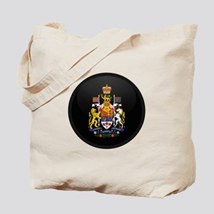 Coat of Arms of Canada Tote Bag