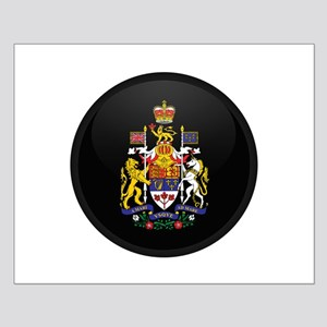 Coat of Arms of Canada Small Poster