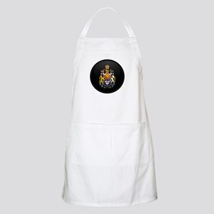 Coat of Arms of Canada BBQ Apron