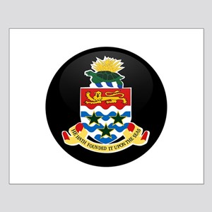 Coat of Arms of CAYMAN ISLAN Small Poster