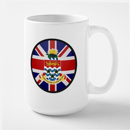Cayman Islands Large Mug