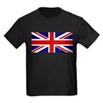 Union Jack Kids Dark T-Shirt