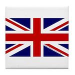 Union Jack Tile Coaster