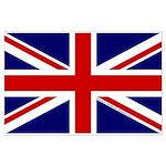 Union Jack Large Poster