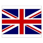 Union Jack Small Poster