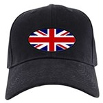 Union Jack Black Cap