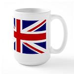 Union Jack Large Mug