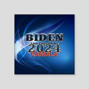 "Klobuchar 2020 Square Sticker 3"" x 3"""