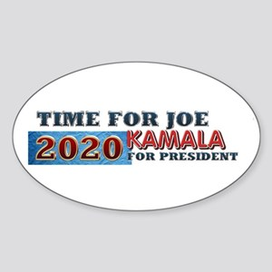 Klobuchar 2020 Sticker (Oval)