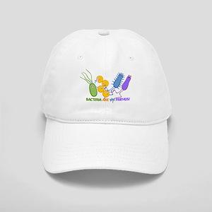 Bacteria are My Friends Cap