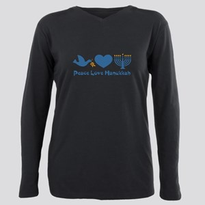 Peace Love Hanukkah T-Shirt