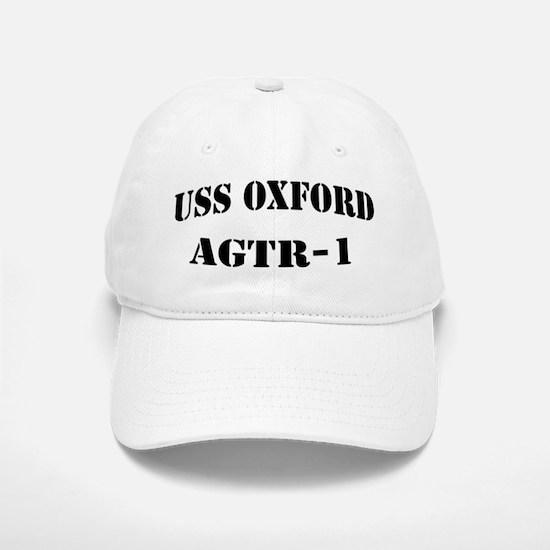 USS OXFORD Baseball Baseball Cap