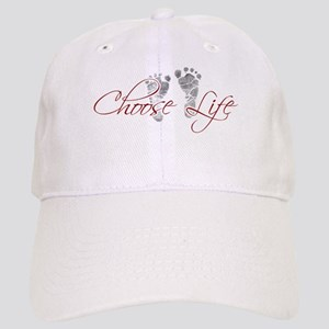 Choose Life Cap