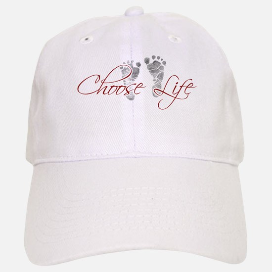 Choose Life Cap