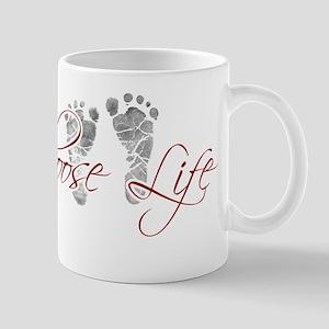 Choose Life Mug