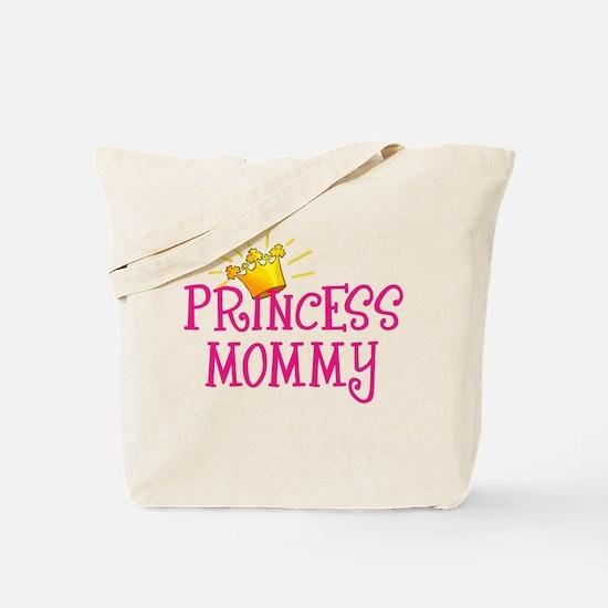 Princess Mommy Tote Bag