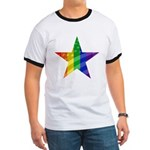 RAINBOW FLAG Ringer T