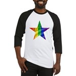 RAINBOW FLAG Baseball Jersey