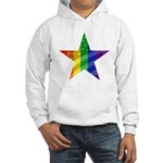 RAINBOW FLAG Hooded Sweatshirt