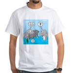 Shark Knight Men's Classic T-Shirts