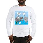 Shark Knight Long Sleeve T-Shirt