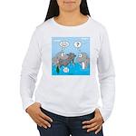 Shark Knight Women's Long Sleeve T-Shirt