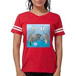 Shark Knight Womens Football Shirt