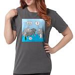 Shark Knight Womens Comfort Colors® Shirt